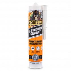 Gorilla All-Conditions Sealant 295ml White
