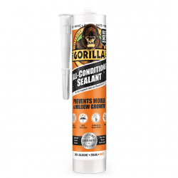 Gorilla All-Conditions Sealant – White - 295ml