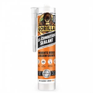 Gorilla All-Conditions Sealant – White - 295ml