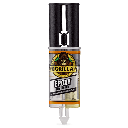 Gorilla Epoxy Incredibly Strong Glue Gorilla Glue