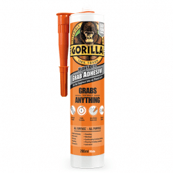 Gorilla Heavy Duty Grab Adhesive - 290ml