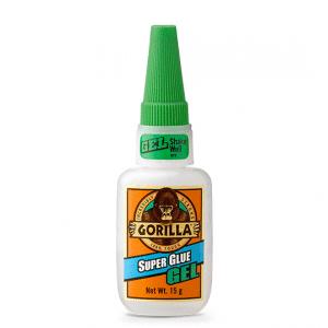 Gorilla Super Glue Gel - 15g