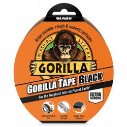 Gorilla Tape - Black - 32m