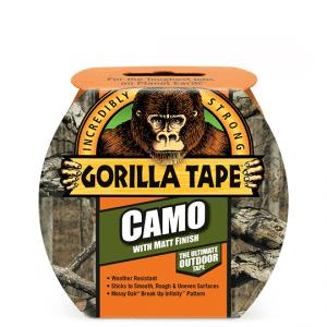 Gorilla Tape – Camo - 8.2m