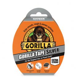 Gorilla Tape – Silver - 11m