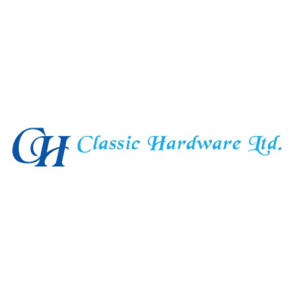Classic Hardware - Dublin logo