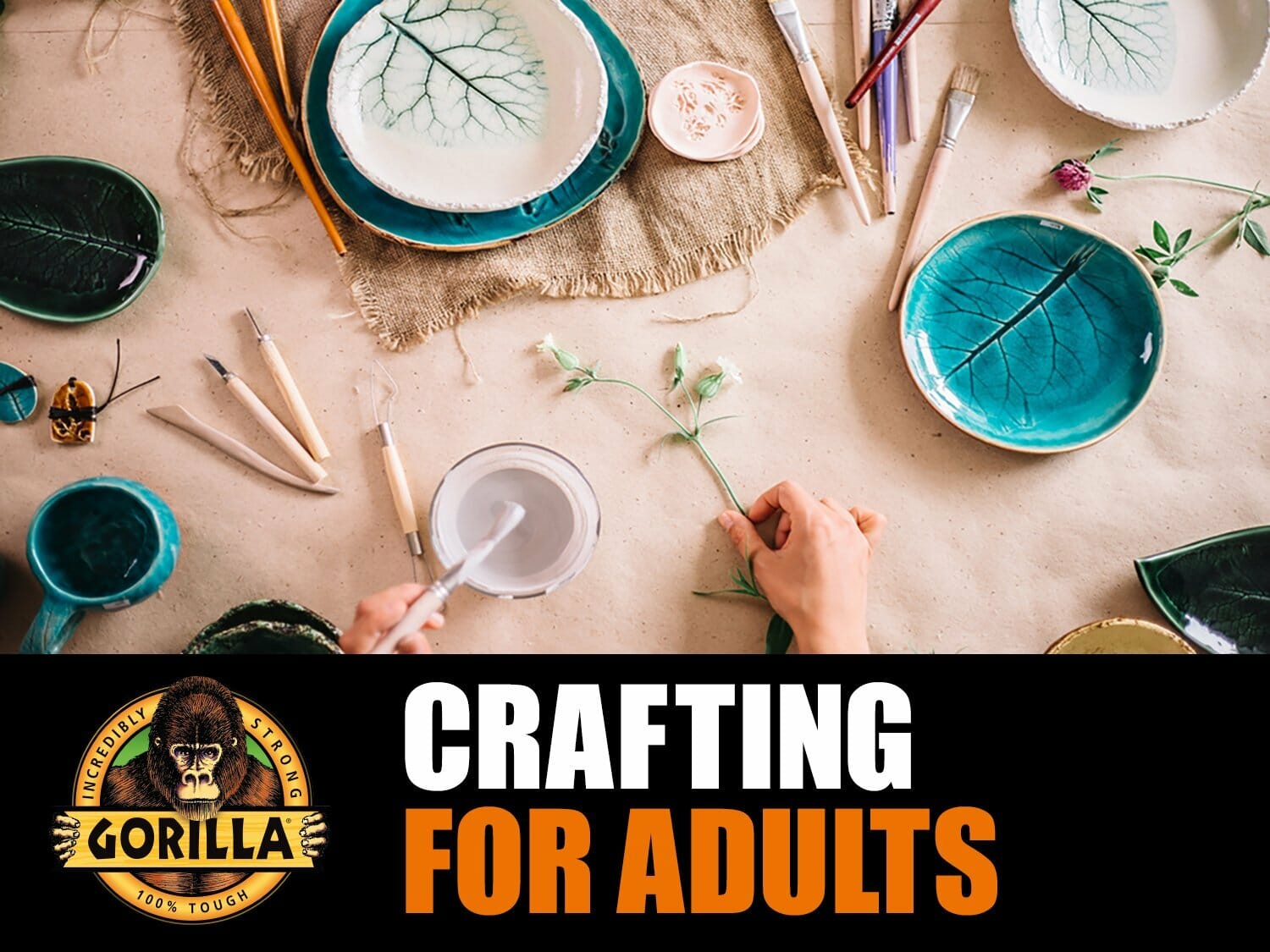 Crafts For Adults from Gorilla Glue