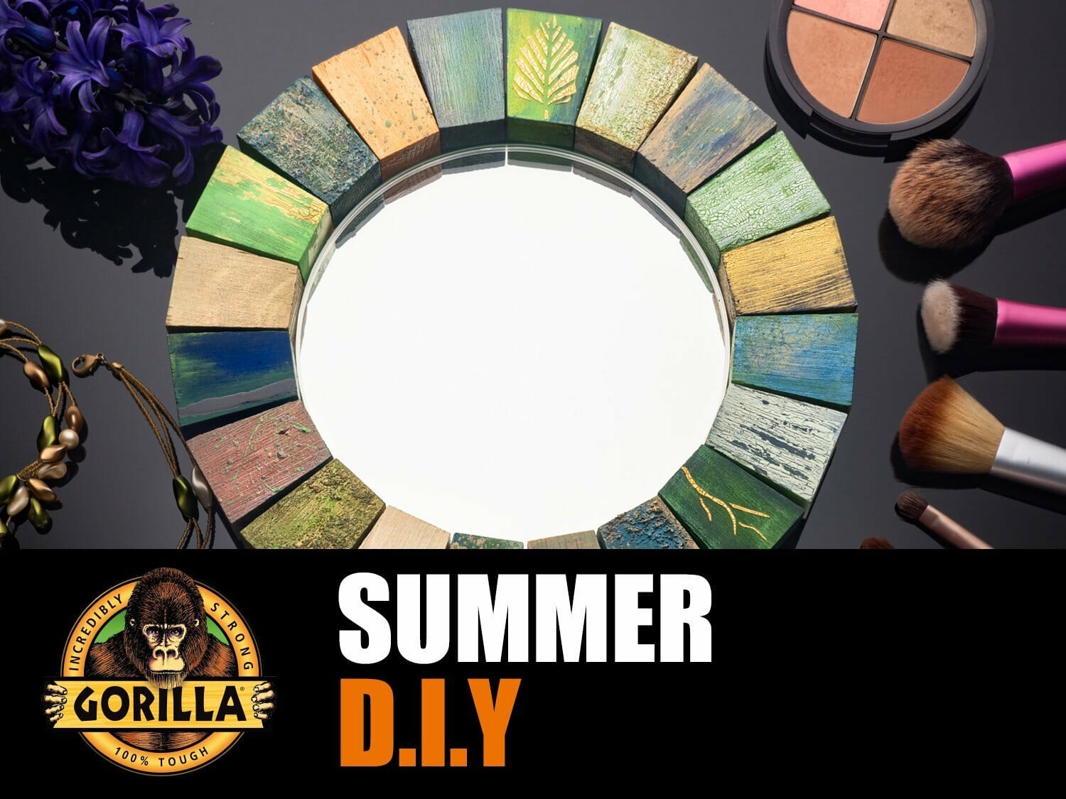 Summer Craft Ideas from Gorilla Glue